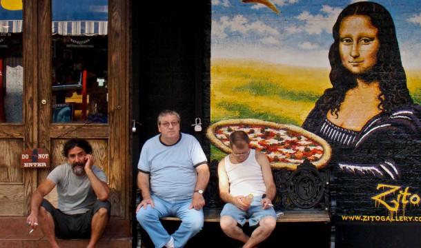 Ramon Bataller – La gent i el seu entorn (II). Little Italy