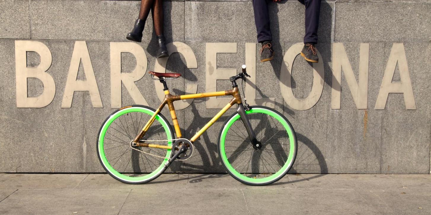 PARLEM DE - ADE - bamboo bikes 1w