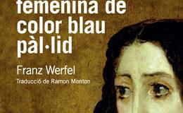 Una lletra femenina de color blau pàl·lid, Franz...